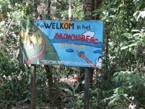 Brownsberg Natuurpark